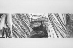 Mihaela-Vujnovic,-black-and-white,-drawings,-interior,-details,-VI