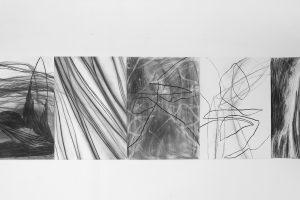 Mihaela-Vujnovic,-black-and-white,-drawings,-interior,-details,-VII